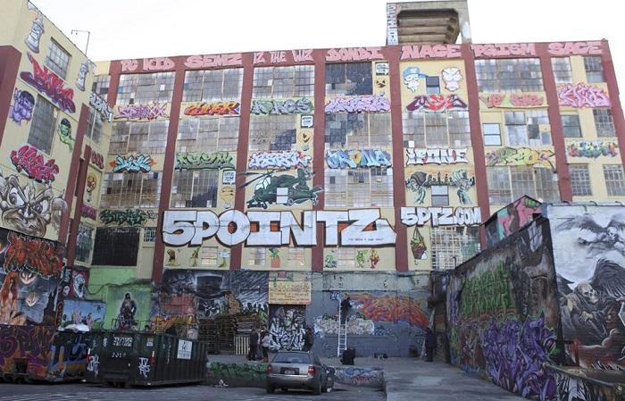 Indemnizarán con monto millonario a grafiteros en Nueva York
