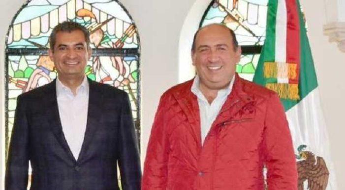 Ochoa Reza renunciaría a la dirigencia del PRI; Rubén Moreira sería el sucesor