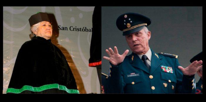 "Antropóloga, ""leyenda viva"", renuncia a honoris causa por premio a general"