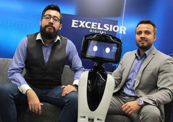 Ingeniero mexicano crea el 'Roomie Bot', saldrá a la venta a mitad de año