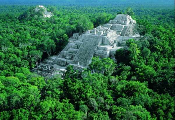 Lluvia ácida esta acabando con las edificaciones de la cultura maya en México; experto
