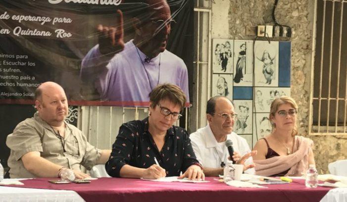 Solalinde solicitará a AMLO incluir a Marichuy en su gabinete presidencial