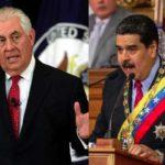 Secretario de Estado de EU plantea que golpe militar podría derrocar a Maduro