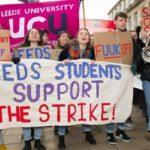 Sin precedentes, anuncian mes de huelgas en 64 universidades inglesas