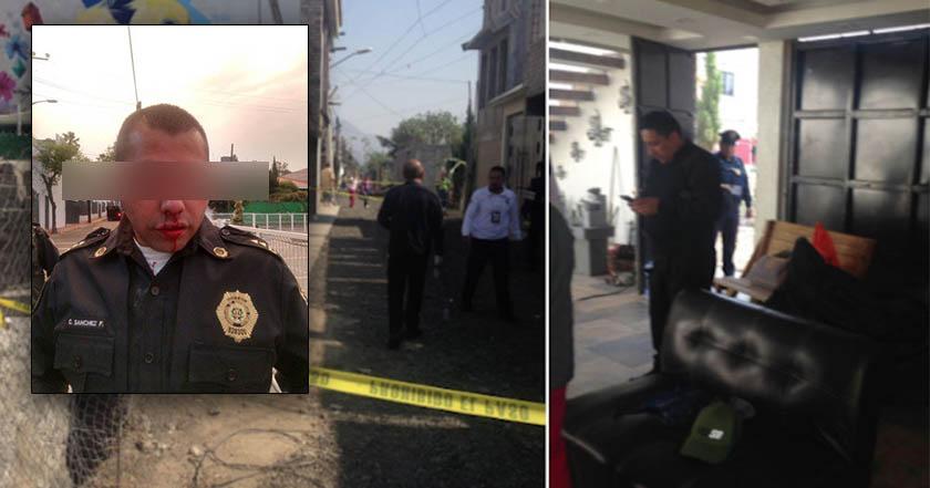 CDMX: Asesinan a mando policiaco de Tecómitl, Tláhuac