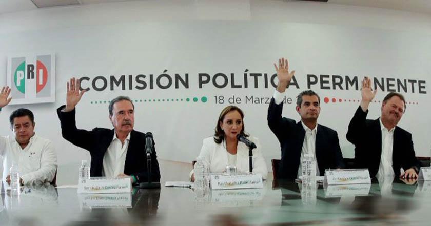 Ochoa Reza y Moreira, entre los pluris a diputados