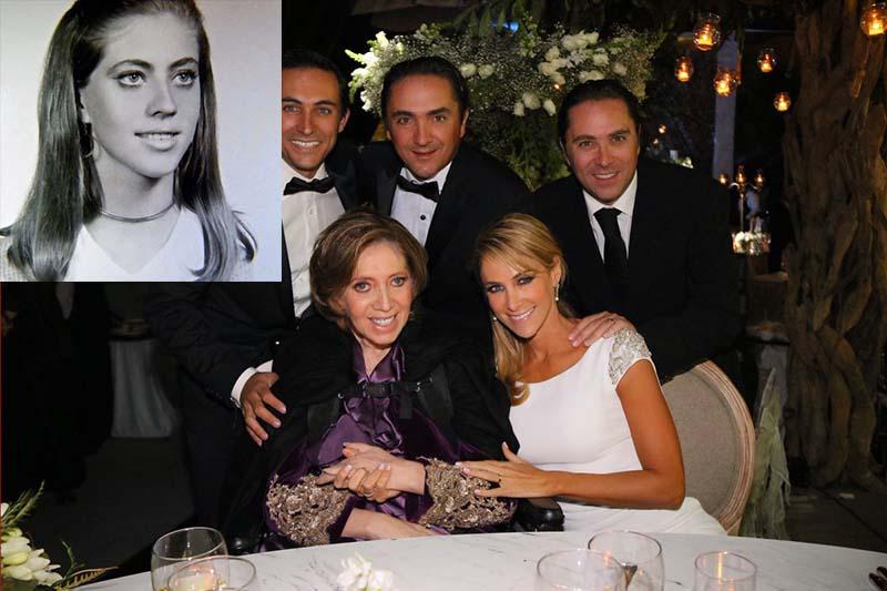 Confirma Inés Sainz fallecimiento de su madre