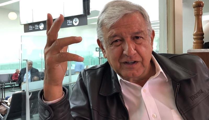 López Obrador llama con #VIDEO a contraatacar