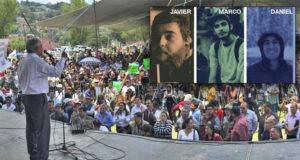 AMLO condena el asesinato de los tres estudiantes de cine en Tonalá, Jalisco