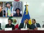 Estudiantes de cine desaparecidos en Jalisco fueron disueltos en ácido: Fiscalía