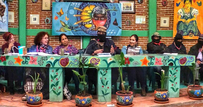 'Poderes capitalistas no permitirán ni Lulas ni Amlos' EZLN