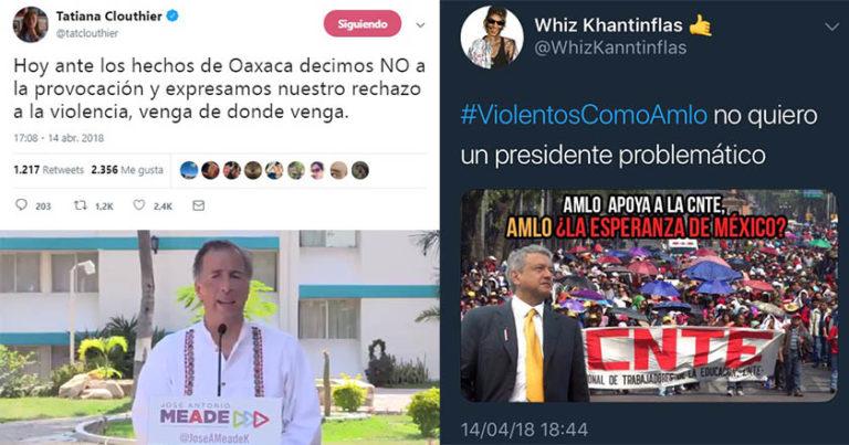 #ViolentosComoAmlo