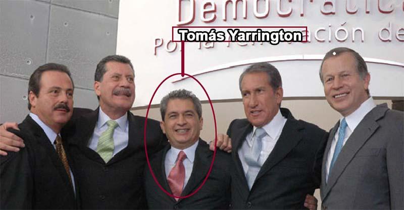 Rechazan extradición de Yarrington a México