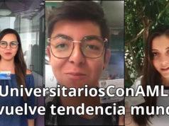 #UniversitariosConAMLO