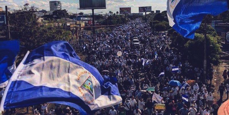 34 muertos, saldo de ola violenta en Nicaragua