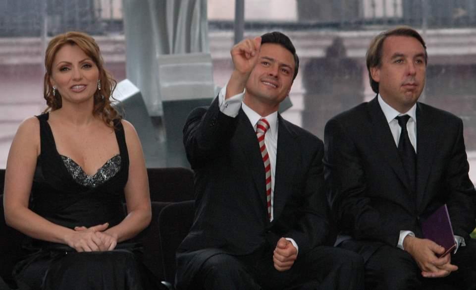 Emilio Azcárraga afirma que Televisa no tiene un candidato favorito