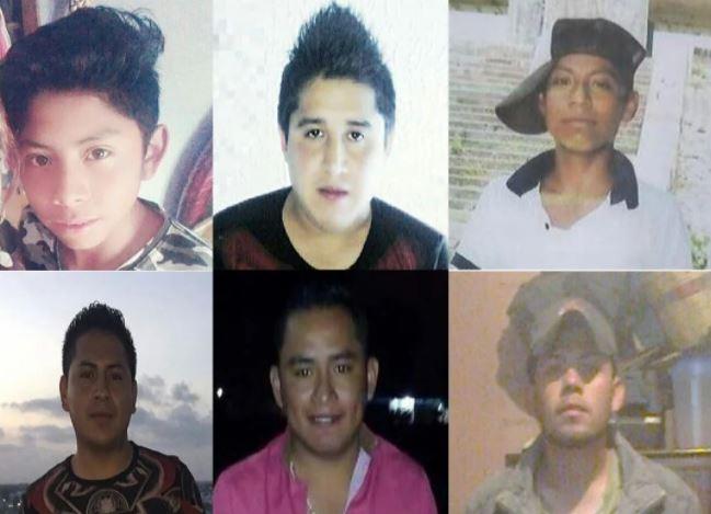 Reportan desaparición de seis jóvenes en límites de Oaxaca y Veracruz