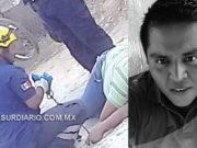 Atacan acto público en Oaxaca, asesinan a Hernán de Mata Quintas, líder en Tehuantepec