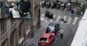 Estado Islámico se adjudica atentado con cuchillo en París (Videos, imágenes)