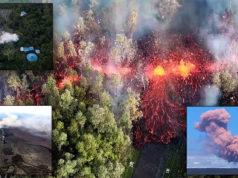 Hawai emergencia erupción volcán Kilauea terremoto