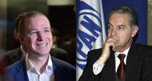 Luis Ernesto Derbez, Ricardo Anaya