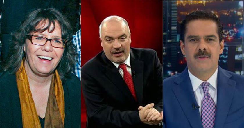 Warkentin, Puig y Alatorre podrían ser moderadores del tercer debate