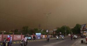 Tormenta de arena mata a 100 en India, hay cientos de heridos (Imágenes, videos)