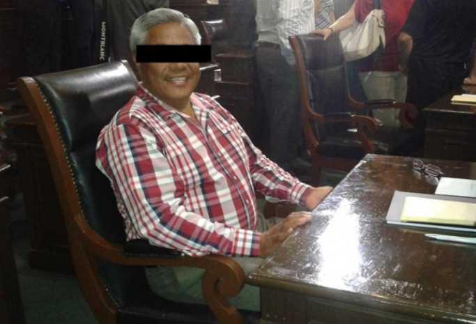 Detienen al ex diputado del PT, Alfonso Miranda