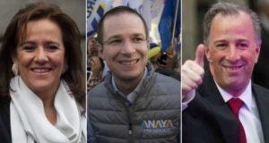 Voceros de Meade y Zavala revelan presiones de empresarios para declinar por Anaya