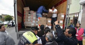 A mano armada roban más de 11 mil boletas electorales en Tabasco