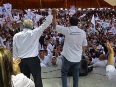 AMLO, Cuauhtémoc Blanco