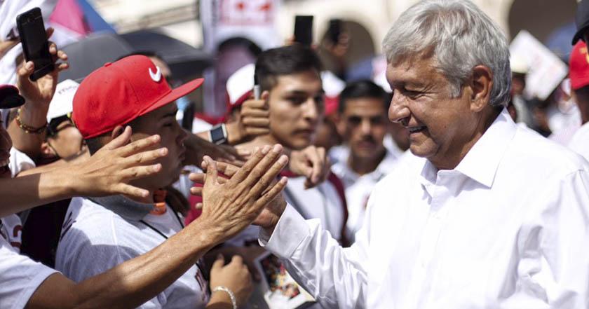 López Obrador cerrará campaña hoy en SLP