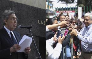 AMLO se reunió con Cuauhtémoc Cárdenas