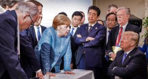 Donald Trump amenazó con terminar comercio con países del G7