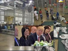 Donald Trump niños migrantes EU abandona Consejo de Derechos Humanos de la ONU