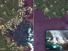Volcán Kilauea ya devoró dos vecindarios de Hawai