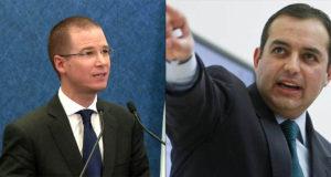 PAN, Ernesto Cordero denuncia ante Seido a Ricardo Anaya por caso Barreiro anayistas