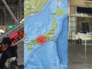 Imágenes del sismo que sacudió a Osaka, Japón; 8 lesionados, un muerto y daños