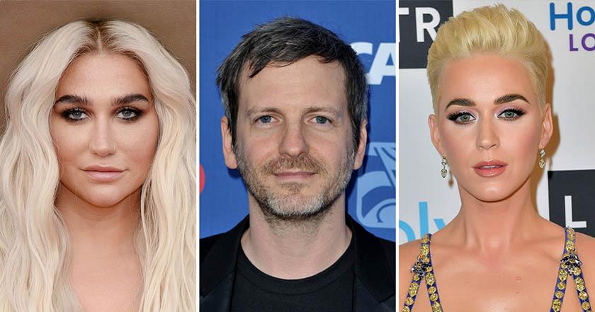 'Katy Perry fue violada por Dr. Luke': Kesha