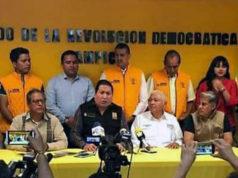 Militantes del PRD de Tamaulipas abandonan a Anaya para sumarse a AMLO