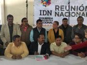Otra corriente del PRD, Izquierda Democrática, anuncia su voto por AMLO