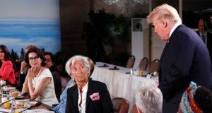 Propone Trump que Rusia vuelva al G7, miembros discrepan, a Moscú no le interesa