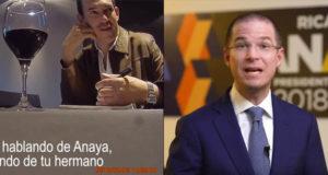 Nuevo video revela cómo Ricardo Anaya lavó dinero; éste culpa a Peña de la filtración