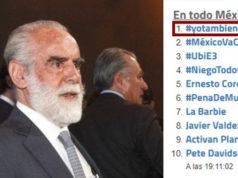 #YoTambiénSoyOrate ya es primera tendencia nacional tras grabación del Jefe Diego