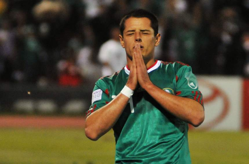 México venció a Alemania con golazo de Lozano — Batacazo mundial