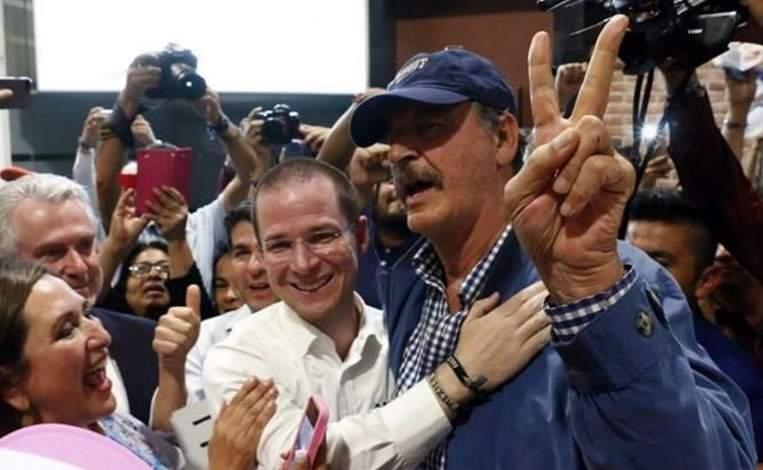 Se lanza Anaya contra Peña Nieto