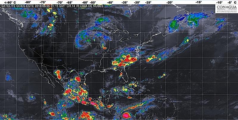 Santiago: Anuncian posibles lluvias entre hoy y el sábado