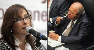 Austeridad Republicana también va para sindicatos de Pemex y CFE_ Rocío Nahle