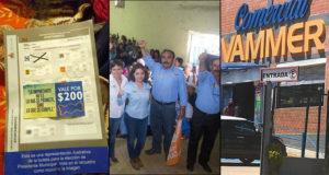 Candidato del PAN a presidente municipal compró votos por 200 pesos en Puebla