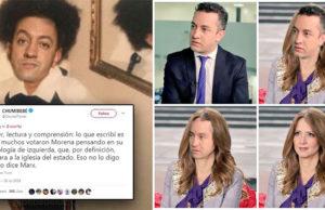 Chumel Torres se vuelve la comidilla de redes tratando de explicar a Marx